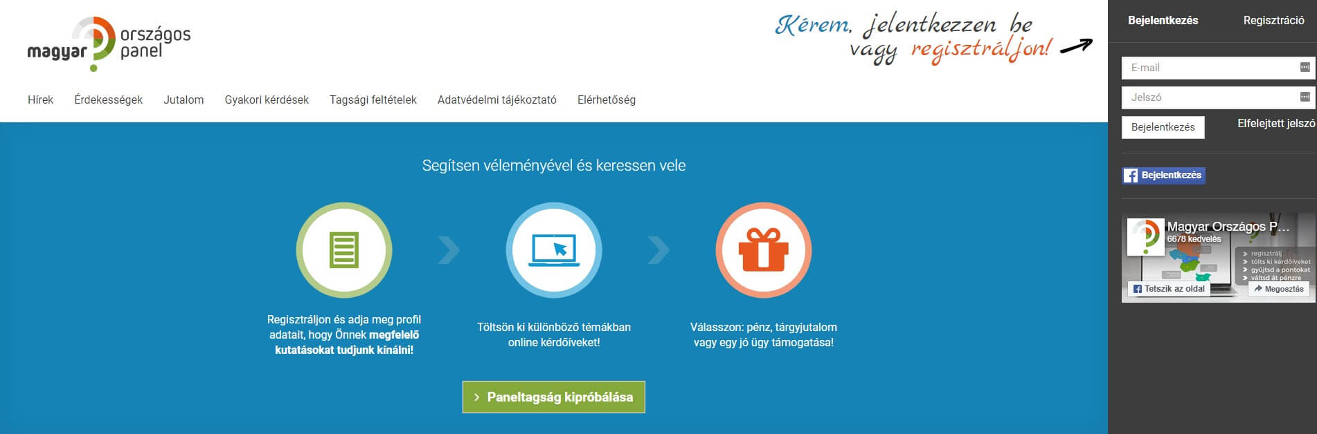 regisztráció nélküli oldalak pénzt keresnek)
