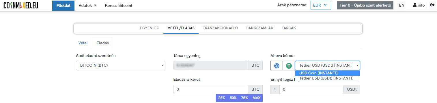 bitcoin regisztráció nélkül