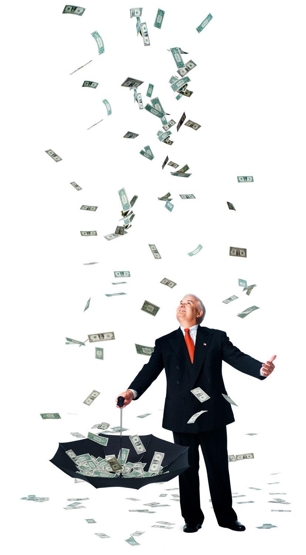hogy a milliomosok hogyan keresték meg első pénzüket)