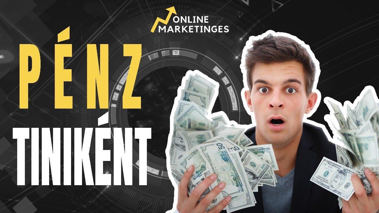 pénzt keresni online 1 nap alatt)