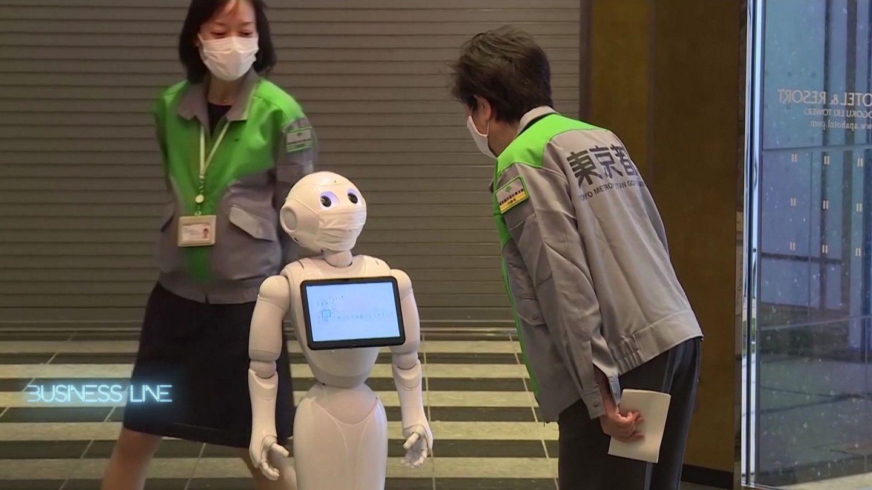 kereskedő robotok, kiket rendeljenek