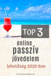 passzív jövedelem az interneten befektetéssel)