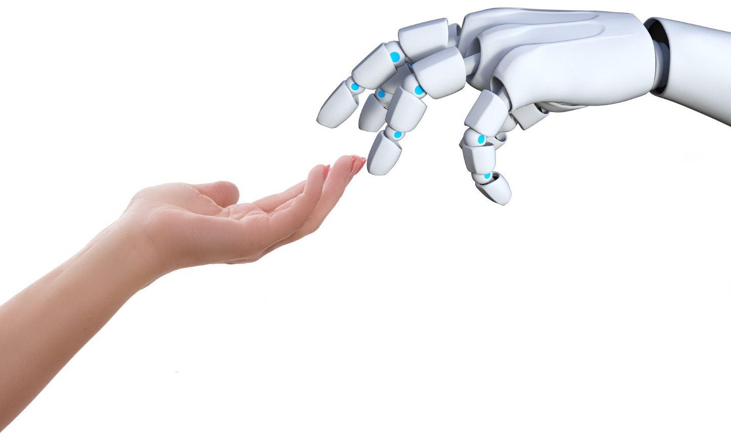robotok működnek és pénzt keresnek Önnek)