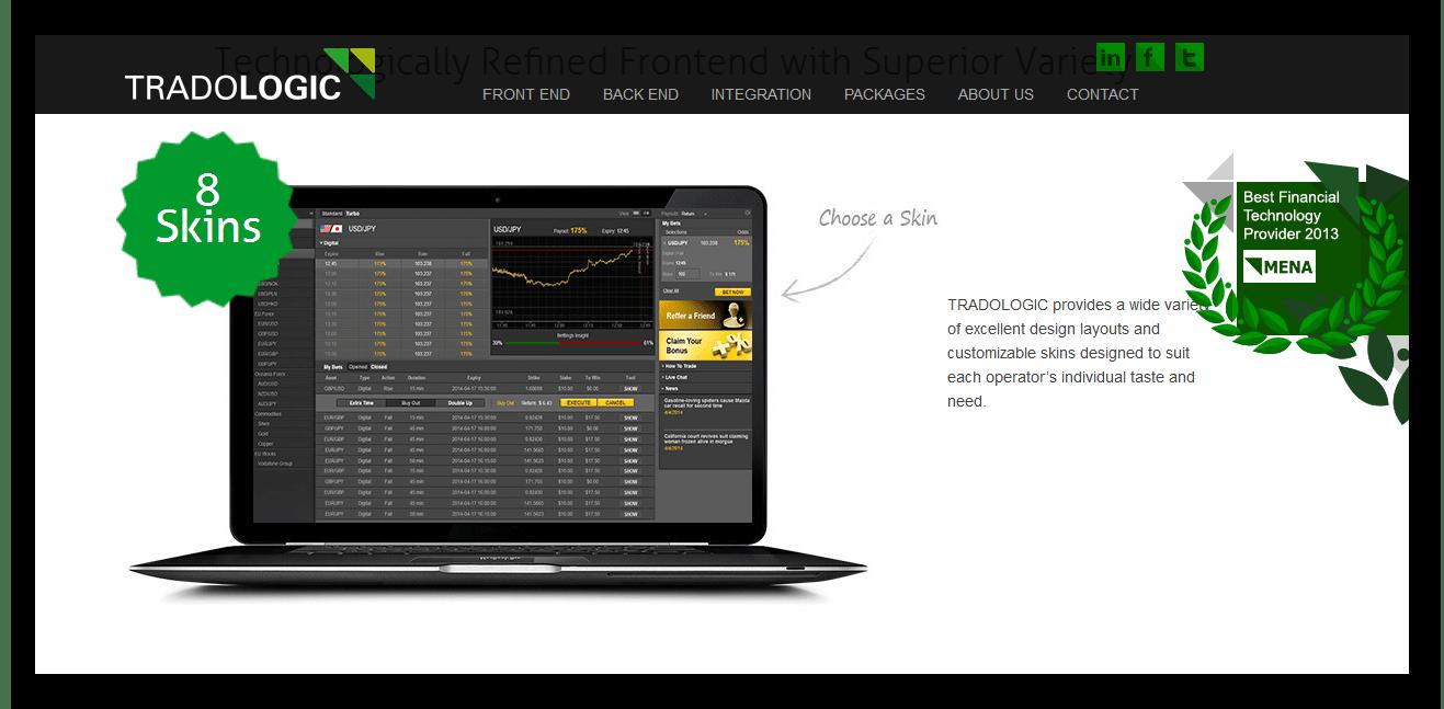 a bináris opciók kereskedésére szolgáló platformok listája