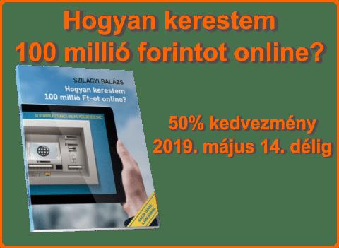 hogyan lehet 5 millió pénzt keresni online