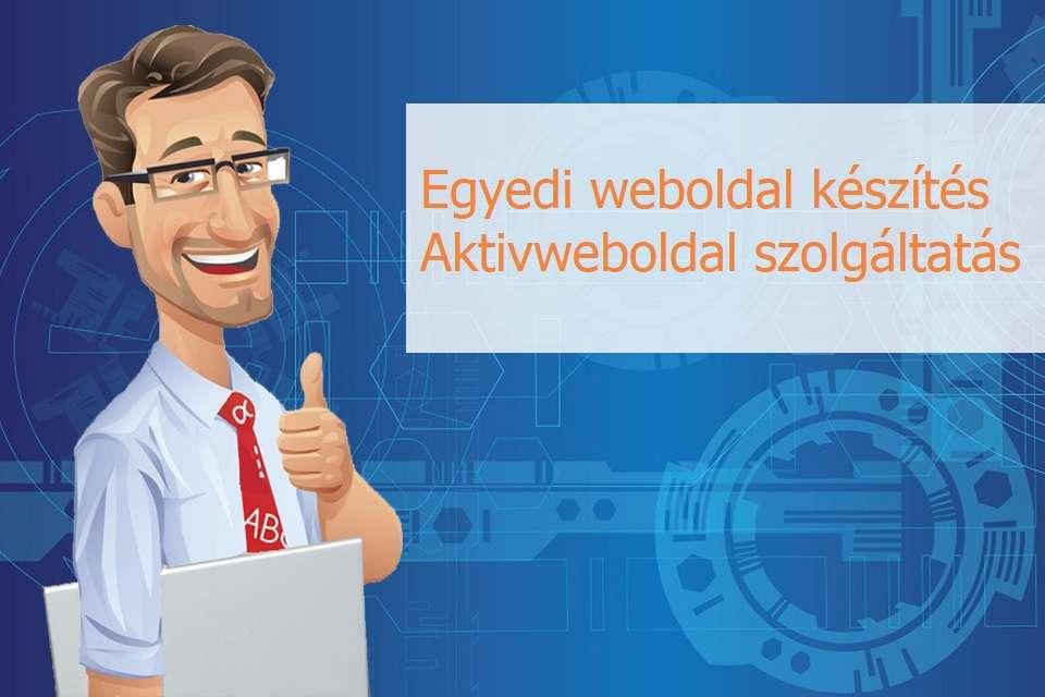 Weboldal készítés árak