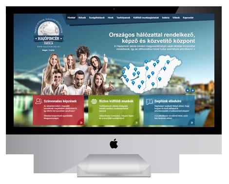 weboldal a lehetőségekről)
