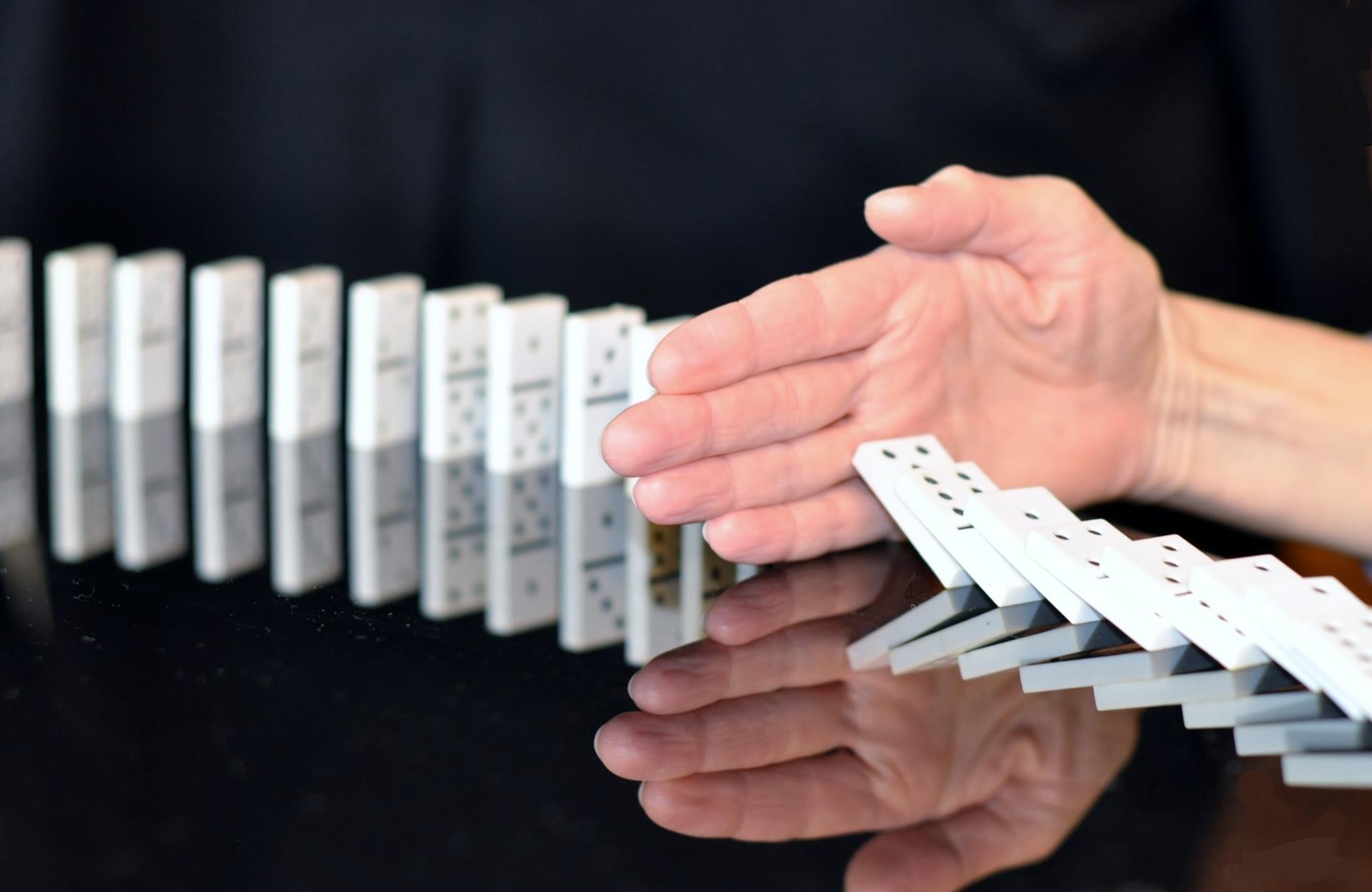 Pénzpiaci Domino