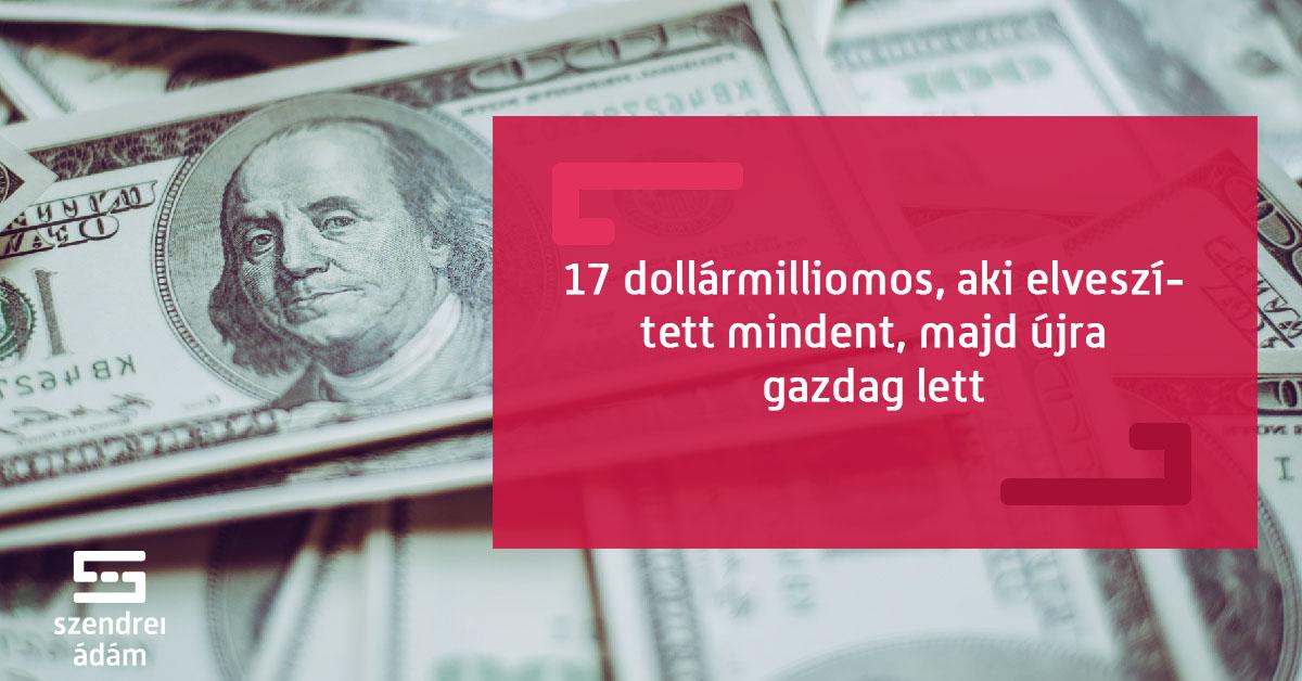 hogyan lehet pénzt keresni gazdag emberekből