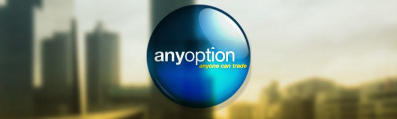 anyoption bináris opciós kereskedés
