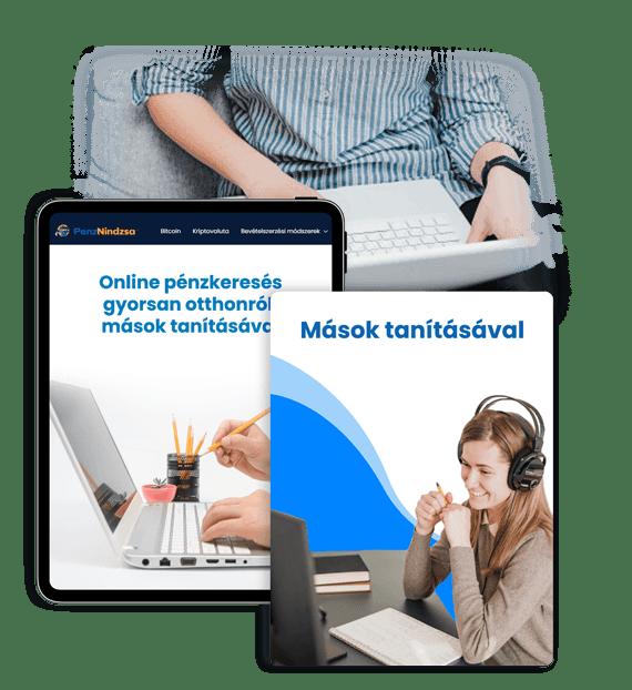 információs termékek pénzkereséshez az interneten)