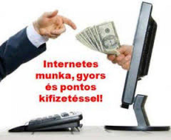 Pénzt keresek az interneten)