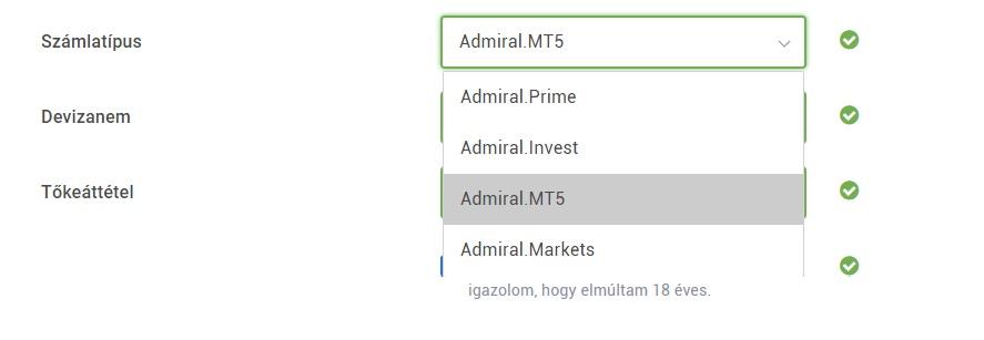 A (z) RoboMarkets alkusz kereskedési feltételei