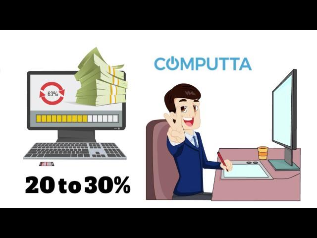 a számítógép önmagában keres pénzt
