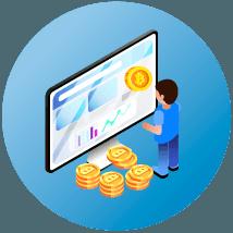 hogyan lehet pénzt felvenni a bitcoin árából talált bitcoin alig jelentett haza