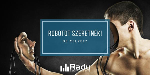 kereskedő robot cikk-cakk