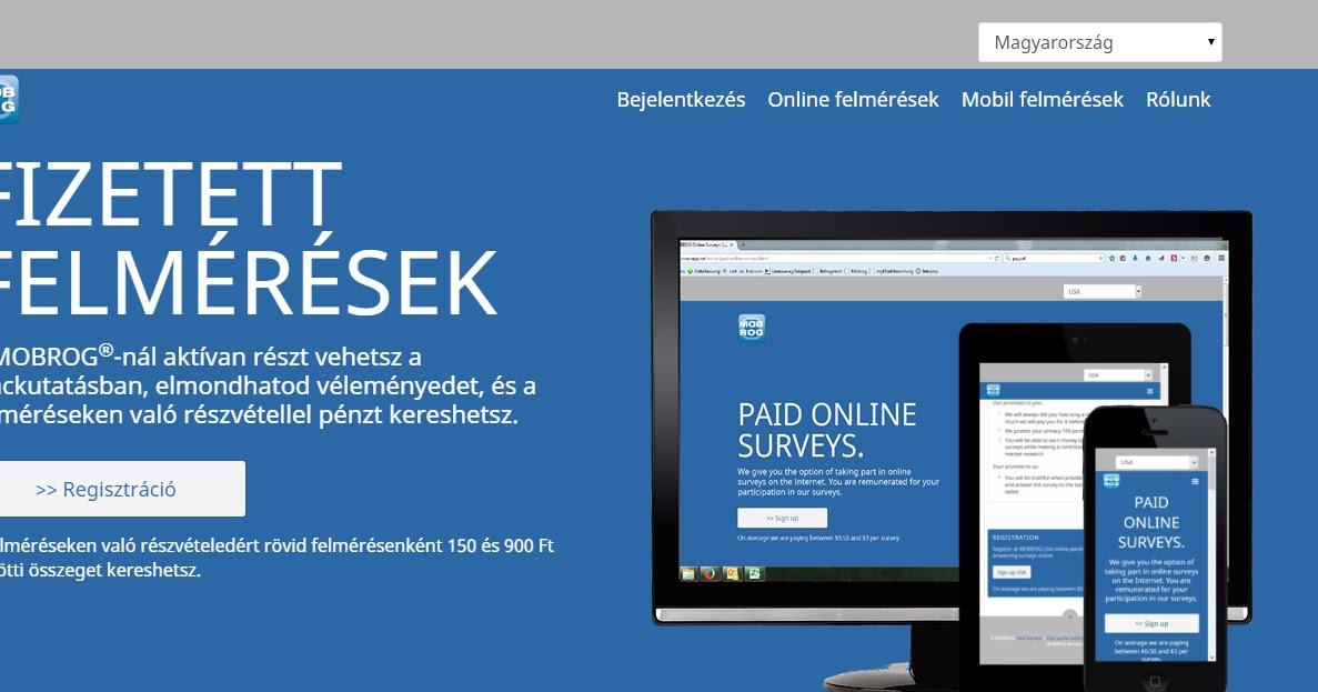 pénzt keresni az interneten fizető