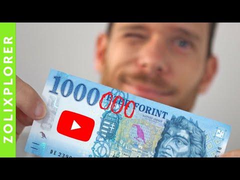 pénz, hogyan lehet videó)