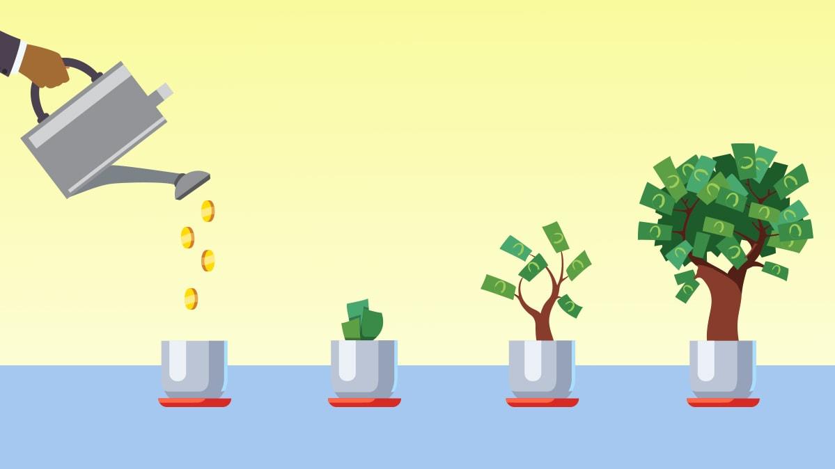 befektetések nélküli bitcoin-bevételek)