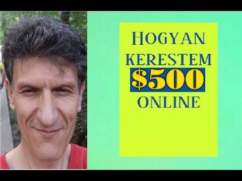 reális-e online pénzt keresni)