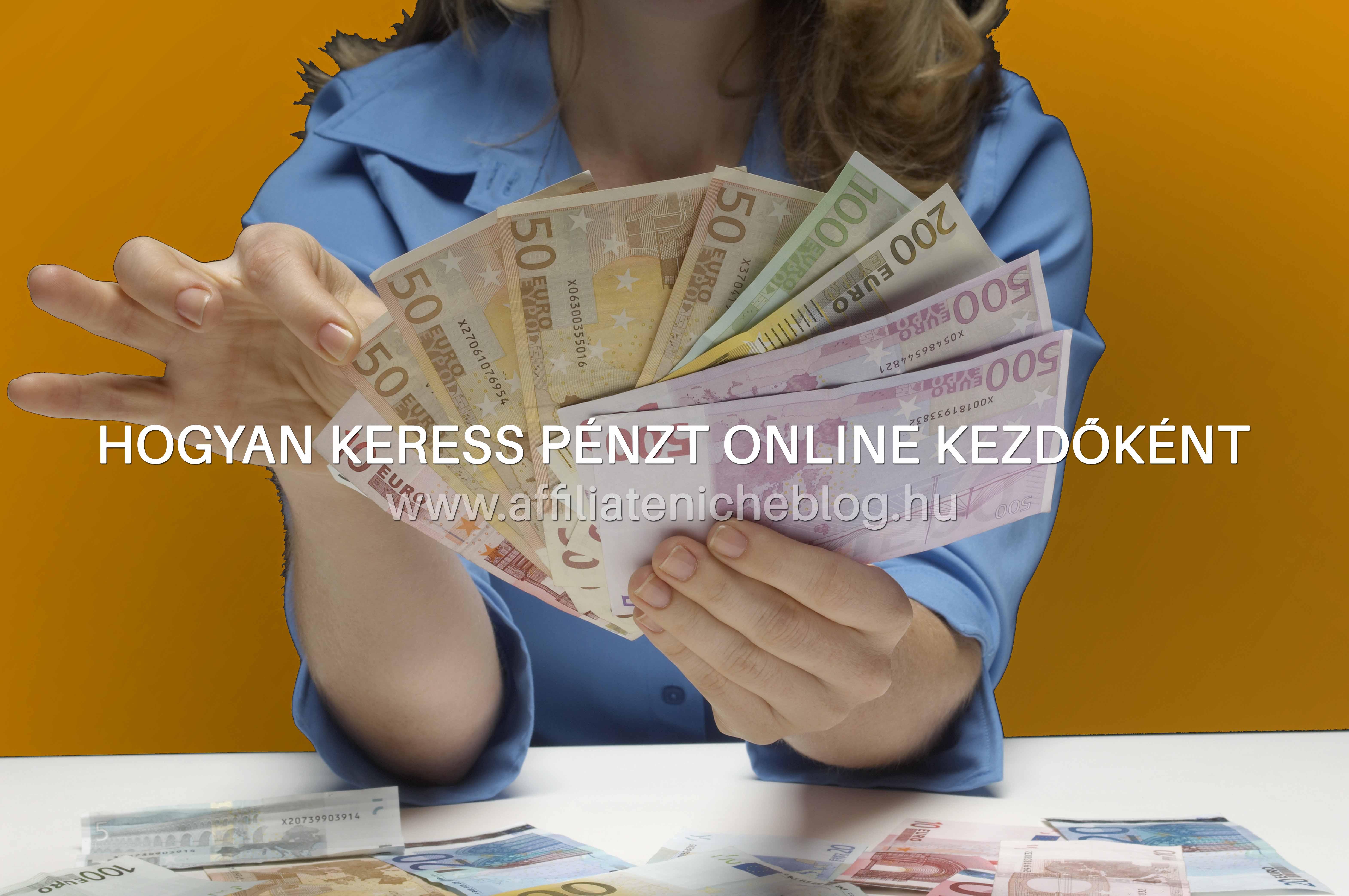 pénzt keresni az interneten az interneten