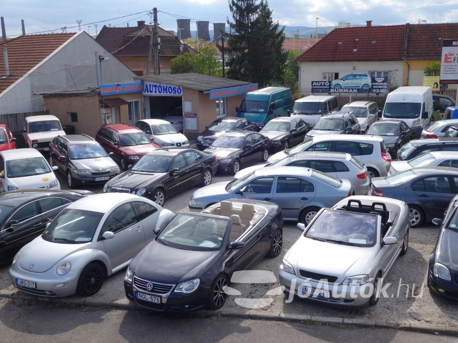Tárcsázza a kereskedési autókereskedések véleményét)
