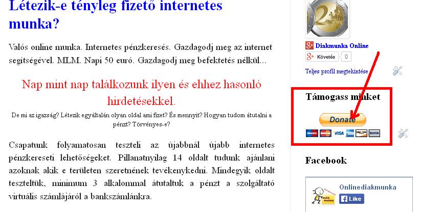 munka az interneten keresztül valós keresetek)