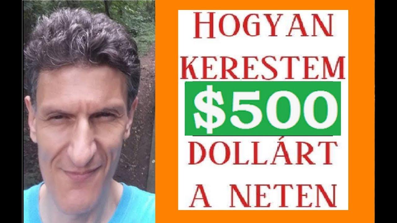 hogyan lehet otthon pénzt keresni az interneten