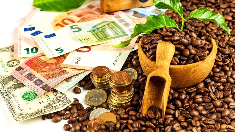 kereskedő pénzt