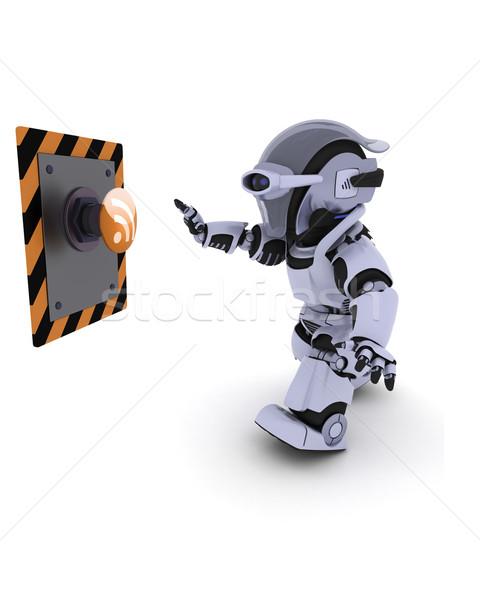 kereskedő robotok munkásai)