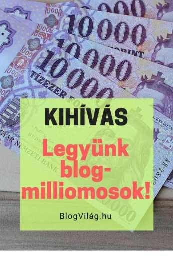 mindenféle pénzkeresés)