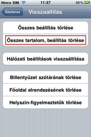 opciók híroldal)