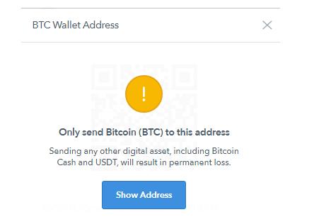 pénzt utalni egy bitcoin pénztárcába