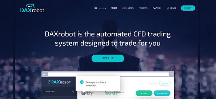 robot bináris opciók olmp kereskedelemhez