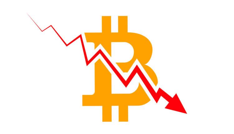 bitcoin összeomlás)