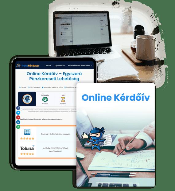 pénzt keresni online 17 módon
