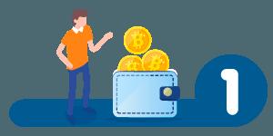 hogyan lehet helyesen befektetni a bitcoinokba