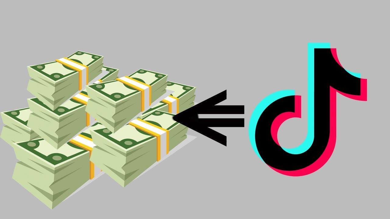 hogyan lehet pénzt keresni tik tokban)