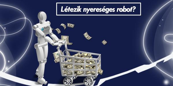kereskedési robotok a kereskedésben