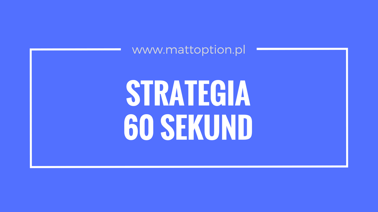 stratégia a 60 másodperces lehetőségekről)